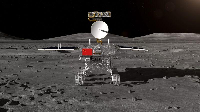 Китай может использовать недавнюю посадку на Луне для изучения других галактик
