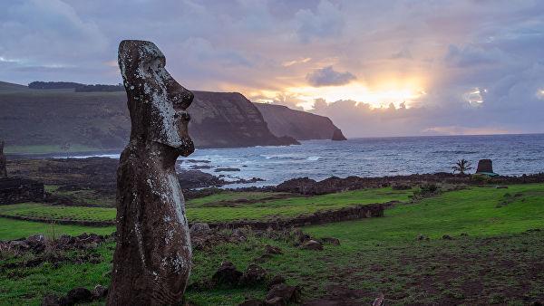 Антропологи раскрыли одну из главных тайн истуканов с острова Пасхи