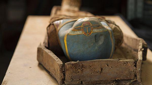 Ученые раскрыли тайну египетской мумии