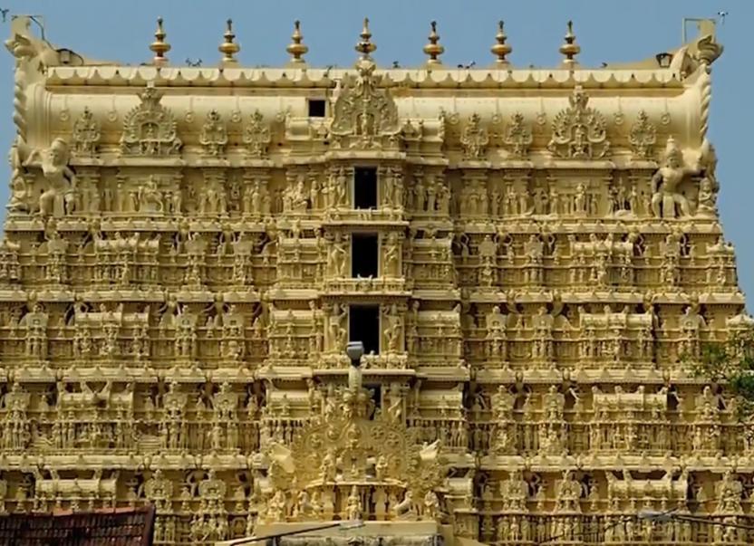 В Индии планируют вскрыть таинственную дверь храма Падманабхасвами