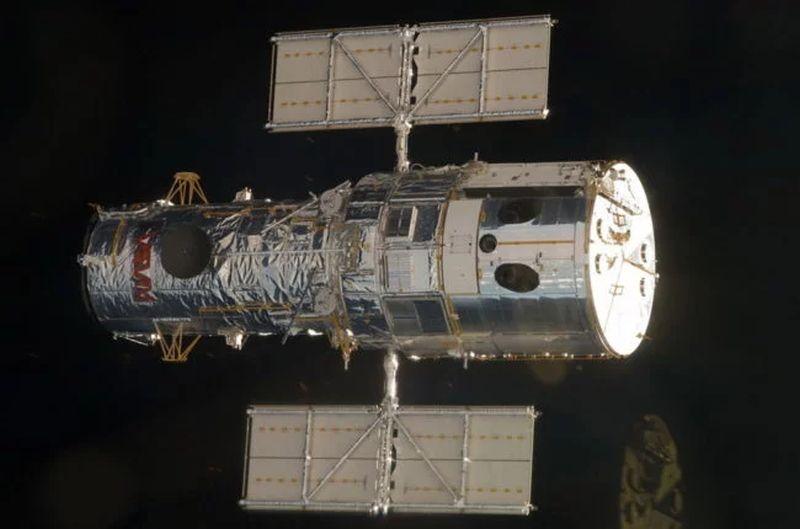 Телескоп «Хаббл» опять вышел из строя
