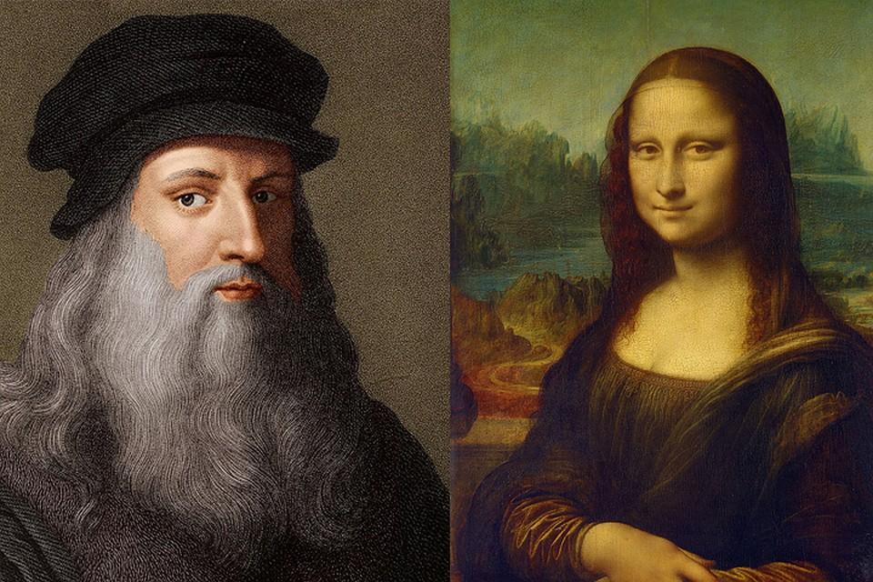 Леонардо да Винчи - сын рабыни из Адыгеи