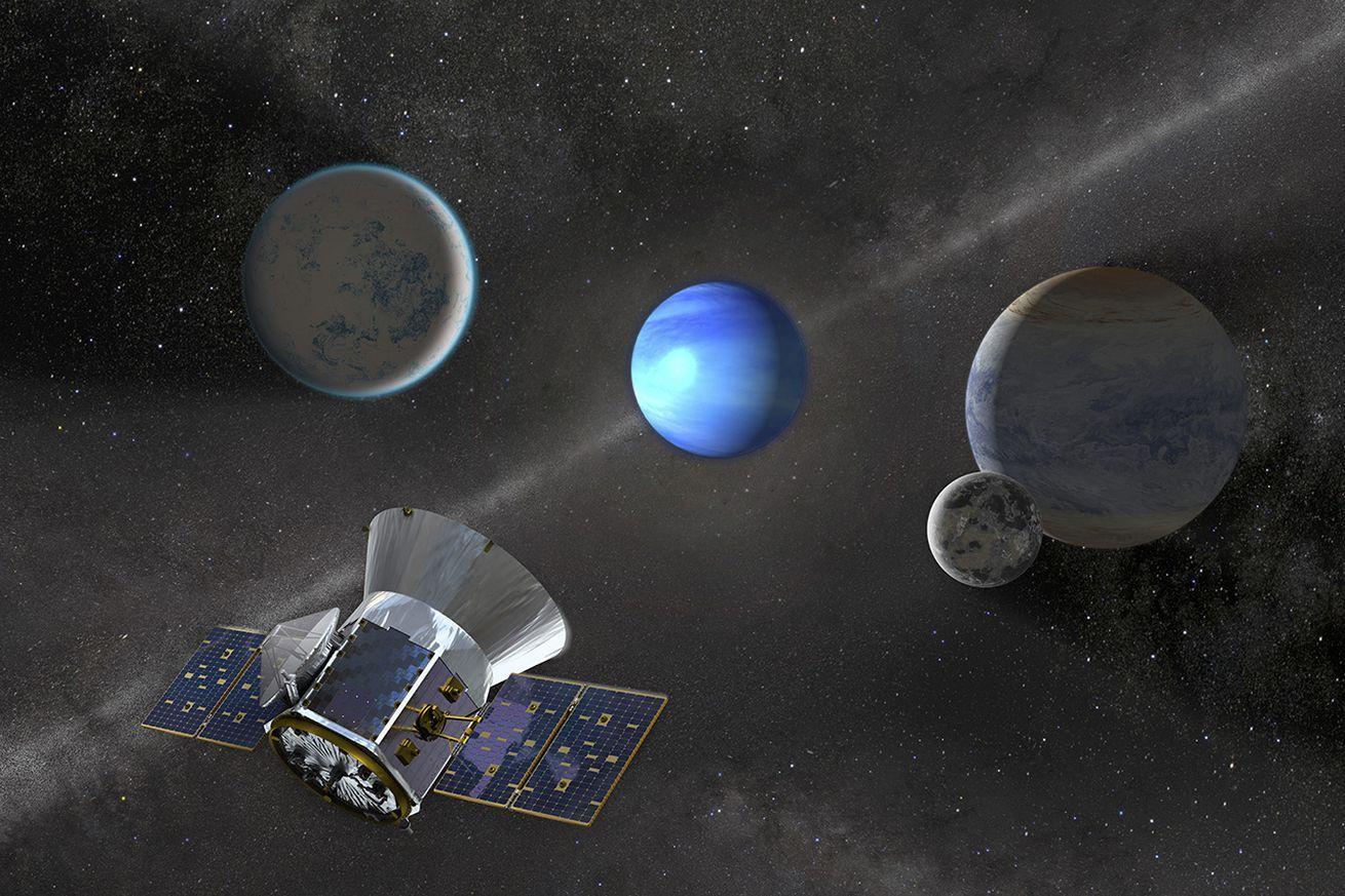 Новая экзопланета оказалась уменьшенным и аномально тяжелым аналогом ледяных гигантов