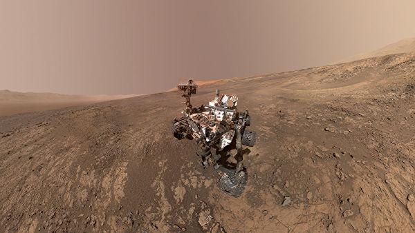 Учёный считает, что марсоходы занесли земную жизнь на Марс