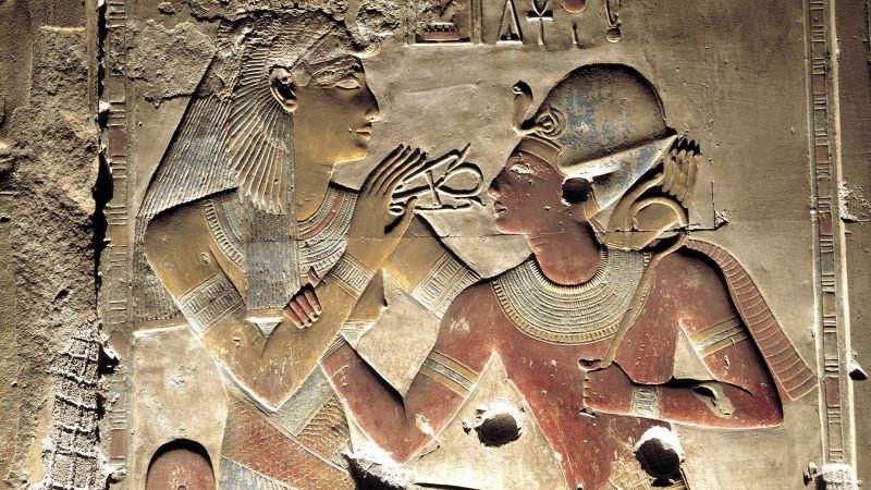 История Дороти Иди. Как дочь лондонского портного стала любовницей фараона?
