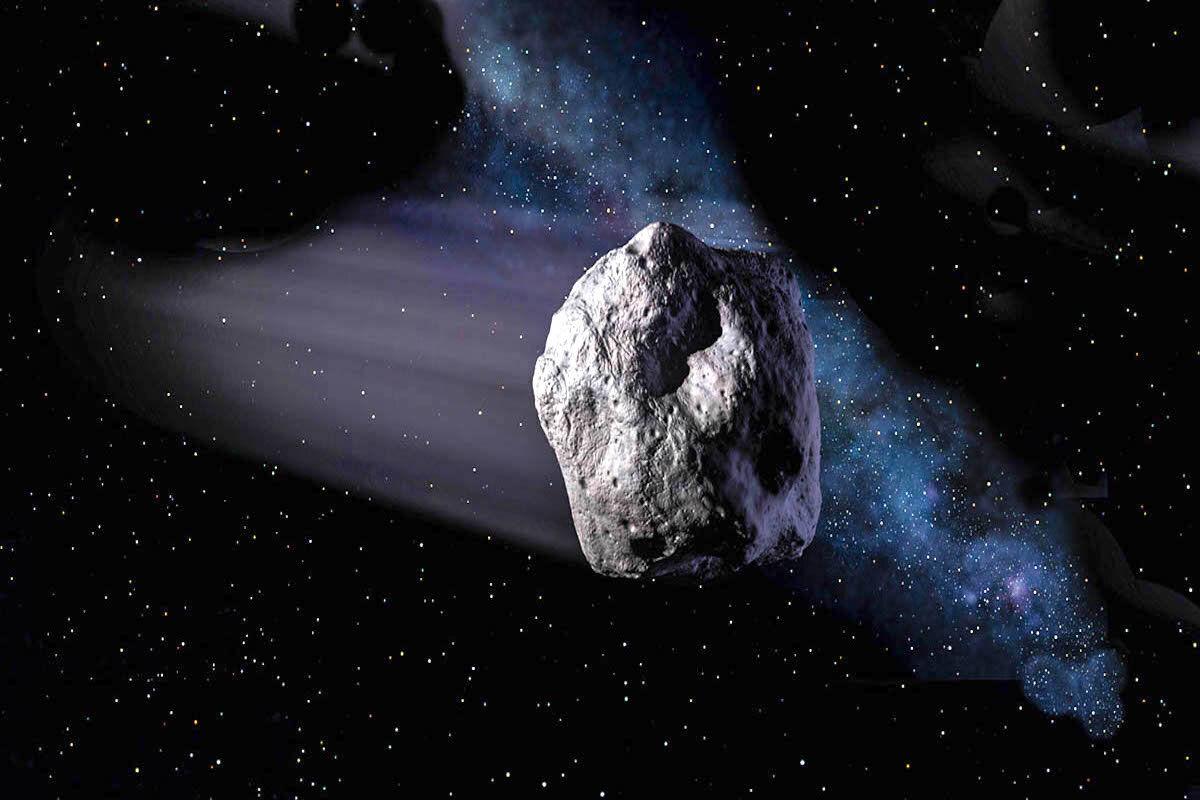 «Паровой» аппарат с бесконечным запасом топлива будет «прыгать» между астероидами