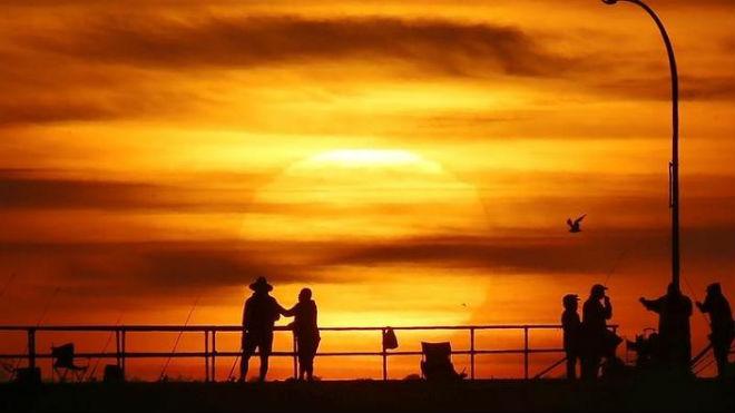 В Австралии продолжается рекордная жара
