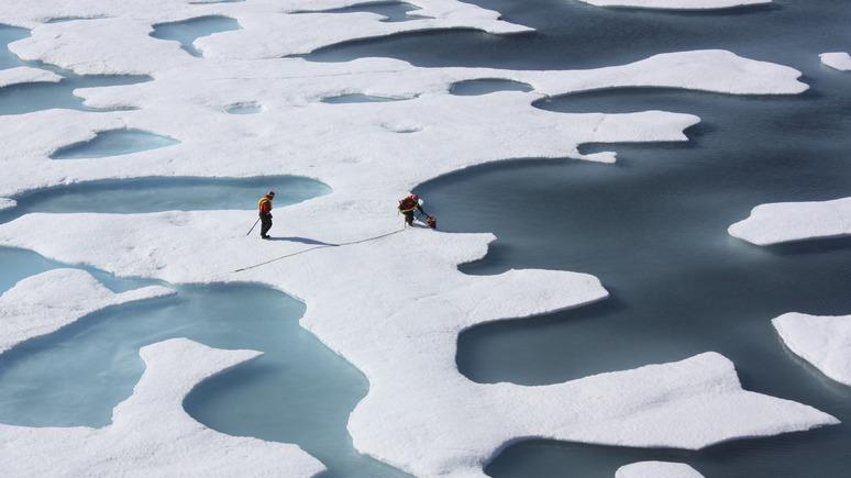В России создадут подлодку-ледокол