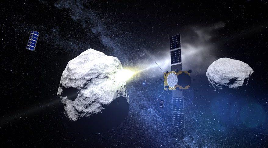 Как NASA планирует сбивать опасные астероиды