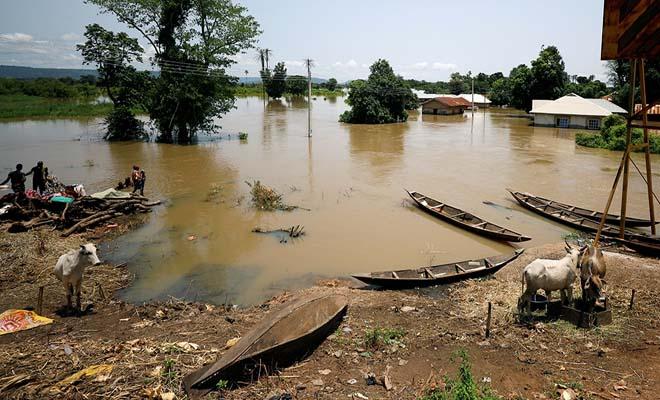 От наводнений в Нигере пострадали около 3 тыс. человек