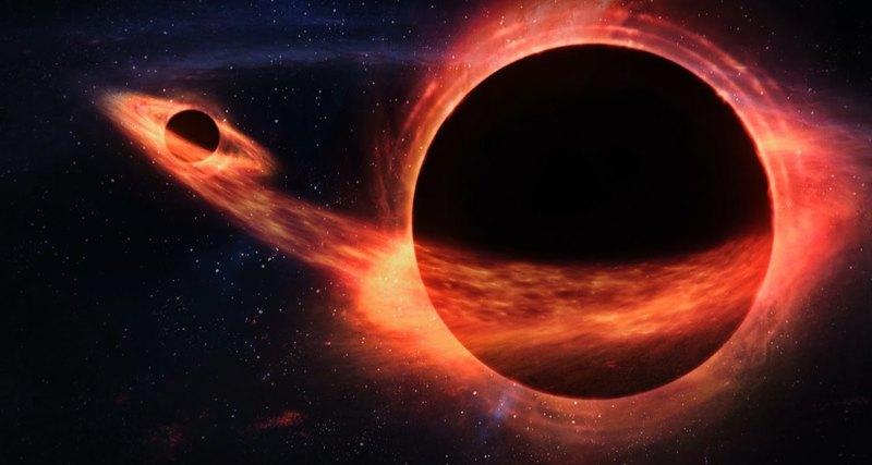 Корона черной дыры сжалась при поглощении звезды: космическая аномалия