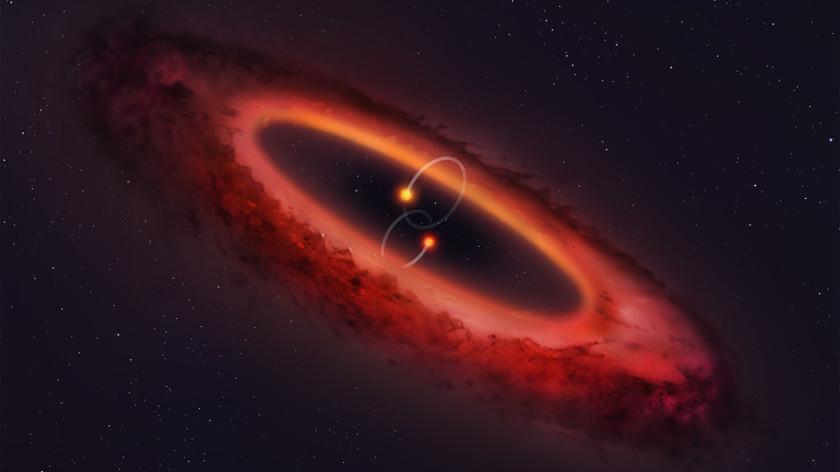 Обнаружена четверная звездная система