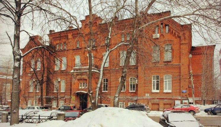 Пермский дом с привидениями