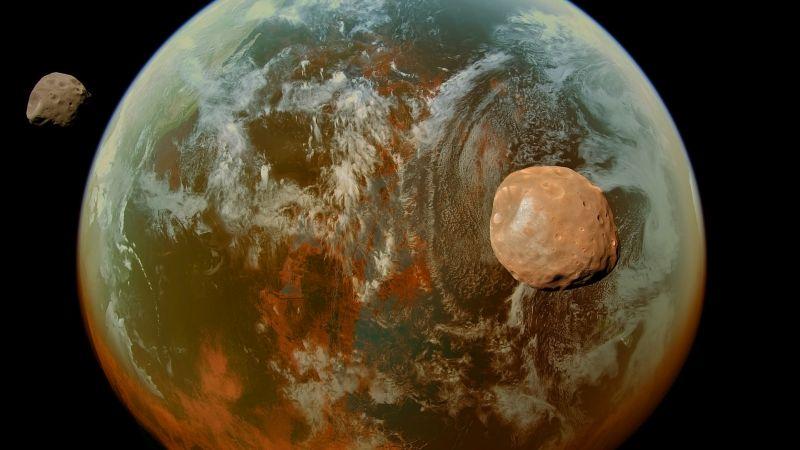 Почему будет тяжело терраформировать Марс