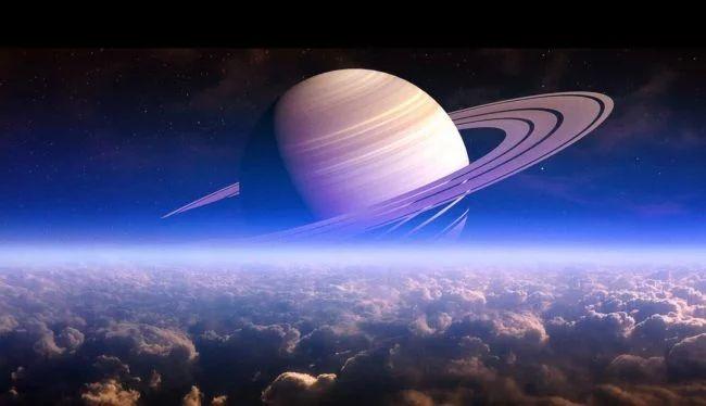 На Титане наступило лето