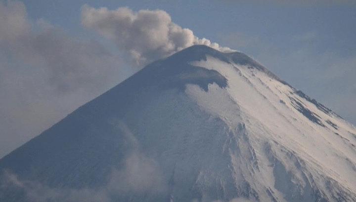 Нынешнее извержение Шивелуча может оказаться очень мощным