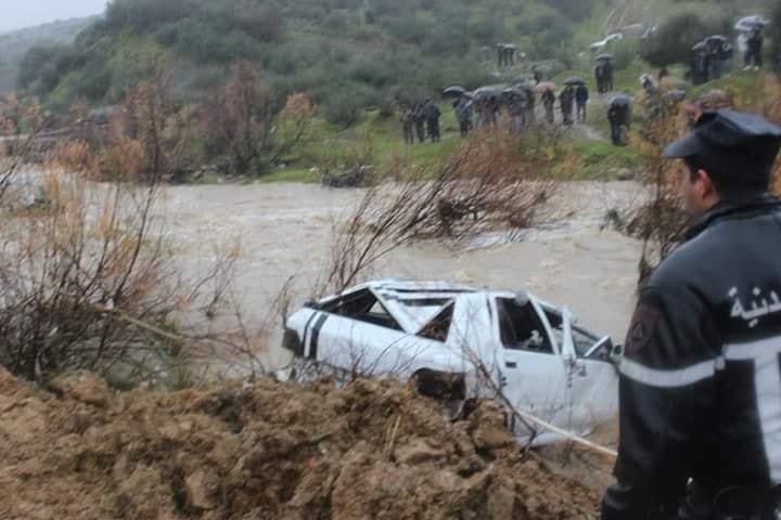 Наводнение в Алжире
