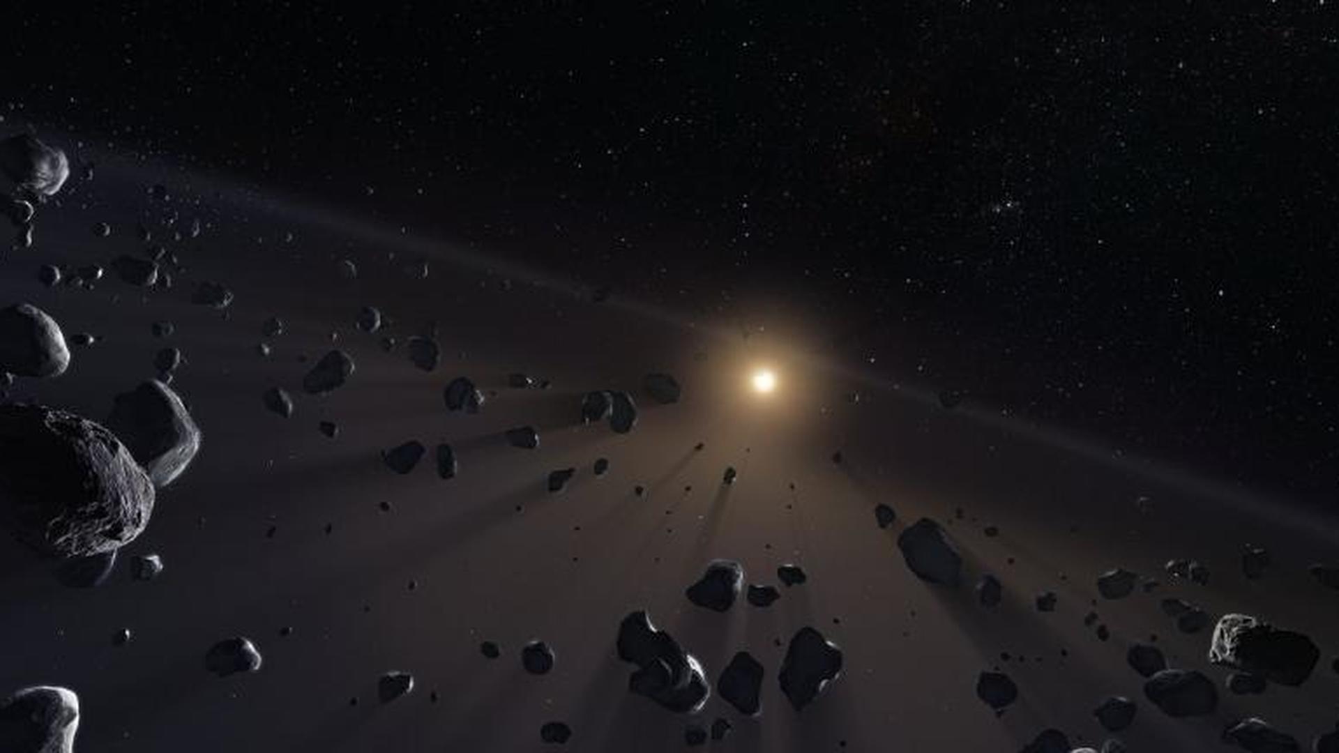 Странные орбиты тел на окраинах Солнечной системы не связаны с Планетой X