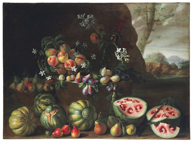Как выглядели арбузы 500 лет назад?