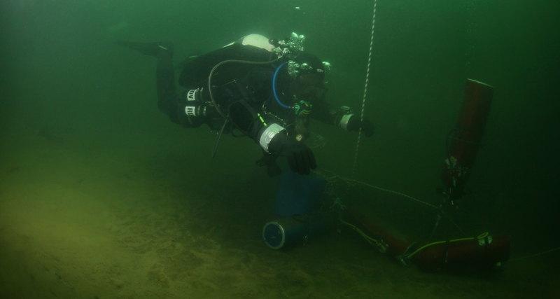 Установлен мировой рекорд подводного погружения