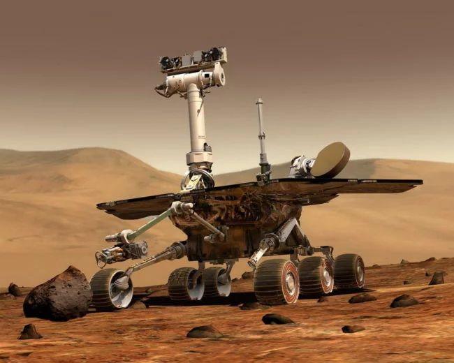 «Оппортьюнити» отметил свое пятнадцатилетие на Красной планете полной тишиной