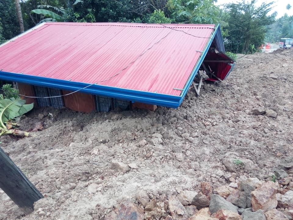 Наводнения и оползни филиппинском острове Минданао
