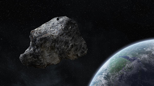 Ученые повысили угрозу столкновения Земли с астероидом