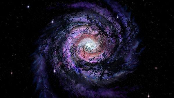Слияния черных дыр помогут открыть сверхлегкую темную материю