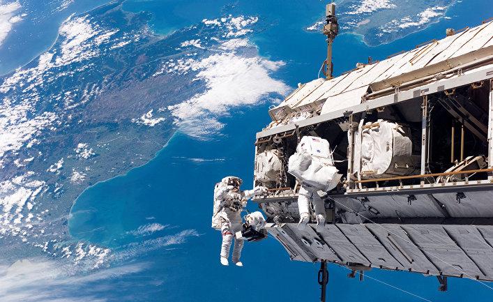 Как туалет на борту МКС стал проблемой для экипажа