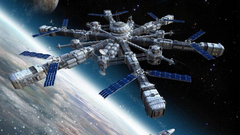 Джефф Безос: в будущем люди будут жить в «гигантских космических колониях» 52e43585ef26fe8fdaf588807c19a0b7