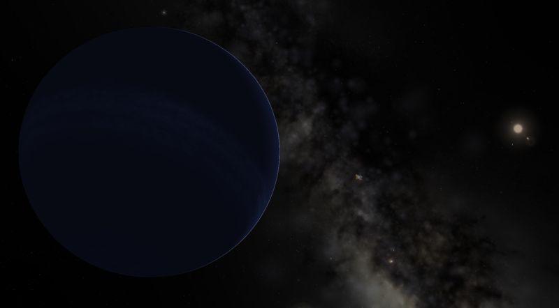 Девятая планета может оказаться суперземлей Planet_Nine_in_Celestia