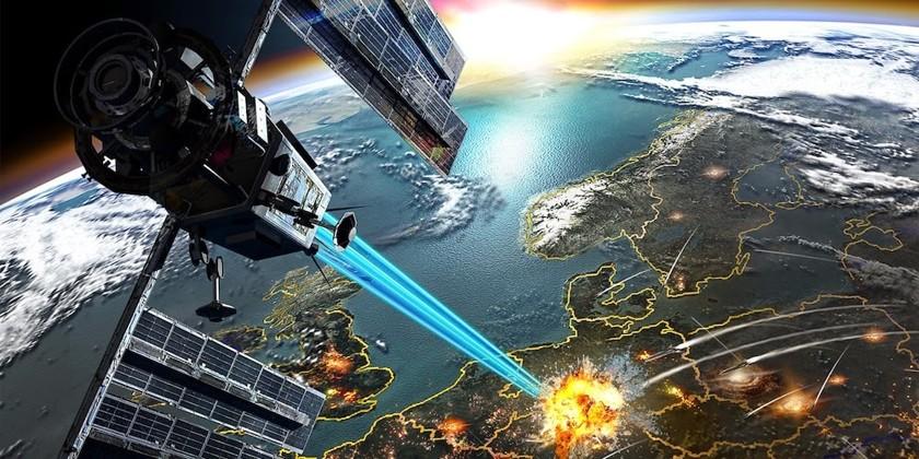 США готовят испытания орбитального лазерного оружия
