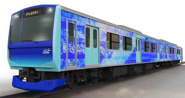 На железных дорогах появятся водородные поезда