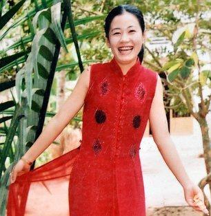Молодая вьетнамка за несколько дней превратилась в старуху