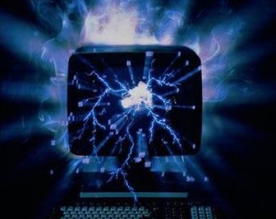На вирус обратили внимание, когда компьютеры начали внезапно