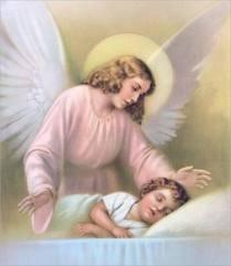 """Оригинал - Схема вышивки  """"ангел хранитель """" - Схемы вышивки - Nici20 - Авторы - Портал  """"Вышивка крестом """" ."""