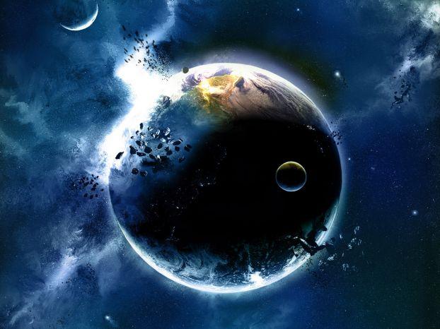 Атмосфера Земли улетучивается в космос | Земля - Хроники жизни