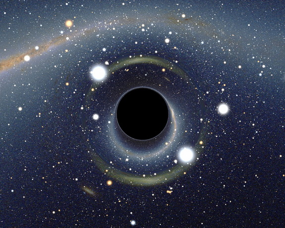 my thought's of rp's Black-hole