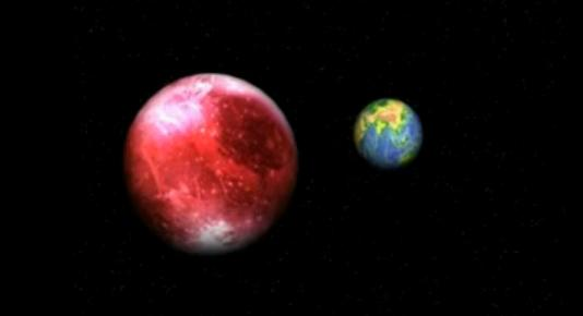 фото с телескопа хаббл нибиру
