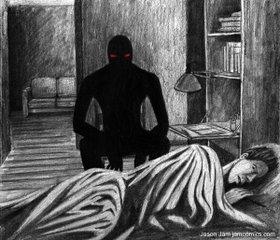 Черный человек приходит ночью - 6 Октября 2012 - Земля - Хроники жизни