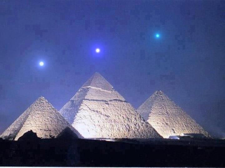 Giza Пирамиды в Гизе (Египет)