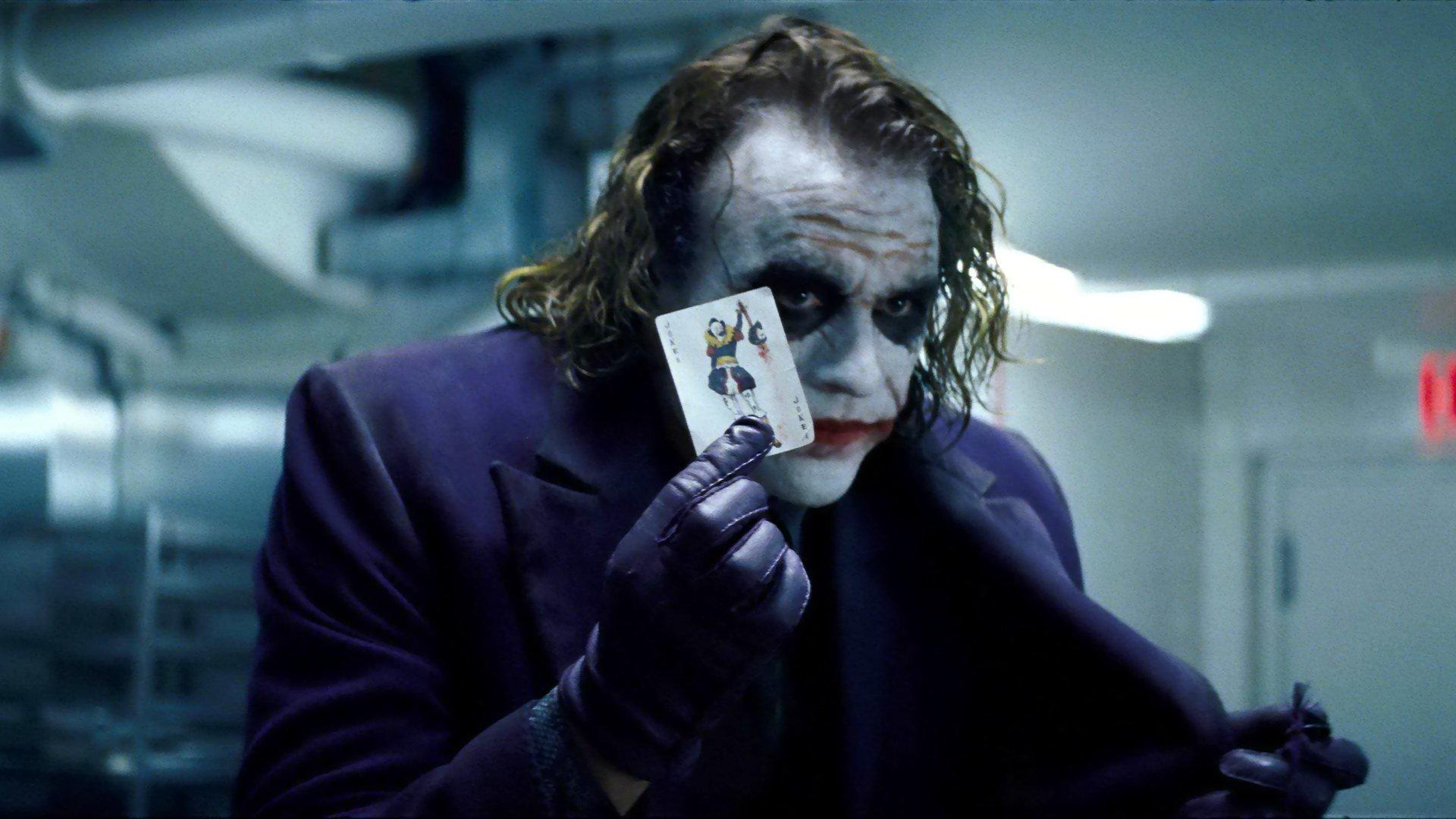Такого Джокера мы будем любить всегда