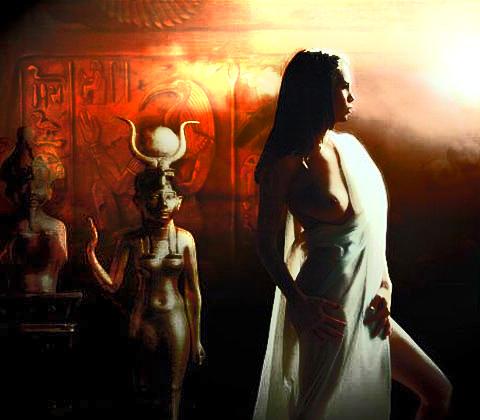 Белые Боги – основоположники Египетского государства