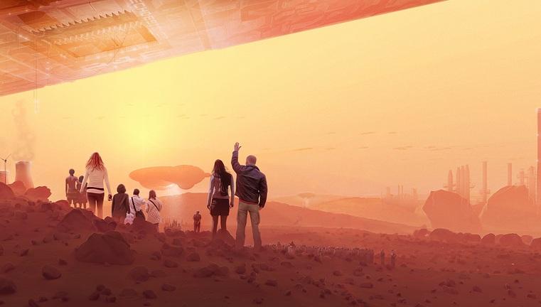 Еще 50 лет Марс будет пределом для человека CVAVR AVR CodeVision cvavr.ru