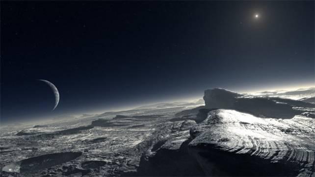 Исчезновение кратеров Плутона помешает исследованию древней материи CVAVR AVR CodeVision cvavr.ru