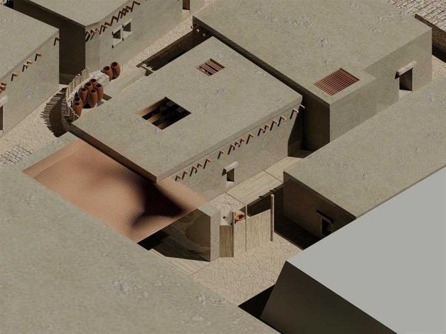 Археологи восстановили облик египетских жилищ CVAVR AVR CodeVision cvavr.ru