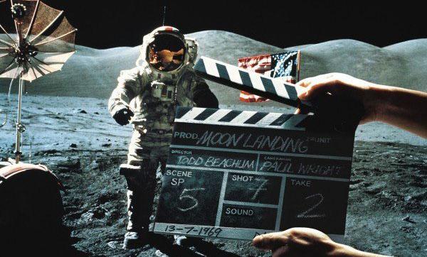 Лже-полёт США на Луну&