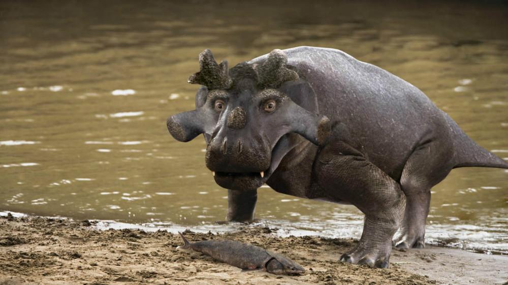 самое первое животное на земле фото парижской школе изящных