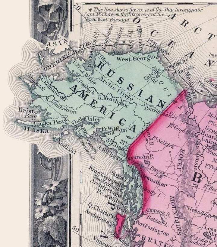 Русско-индейская война на Аляске.