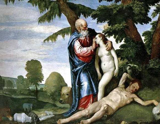Как бог сделал еву 152